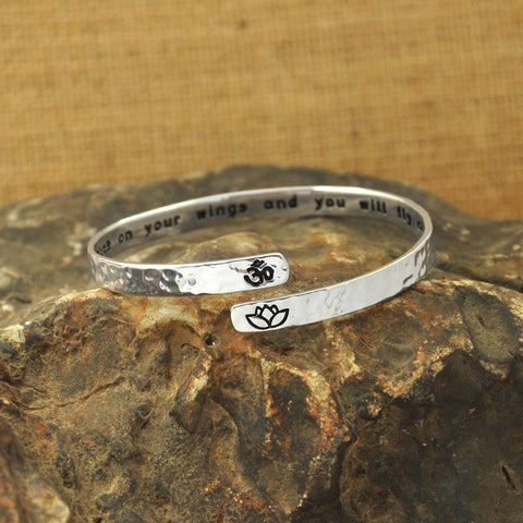 BUDDHIST PEACE BRACELET - TECHNOCATZ