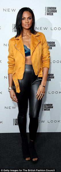 Alesha Dixon Fashion Week