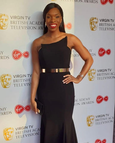 Eboni Usoro Brown at Baftas