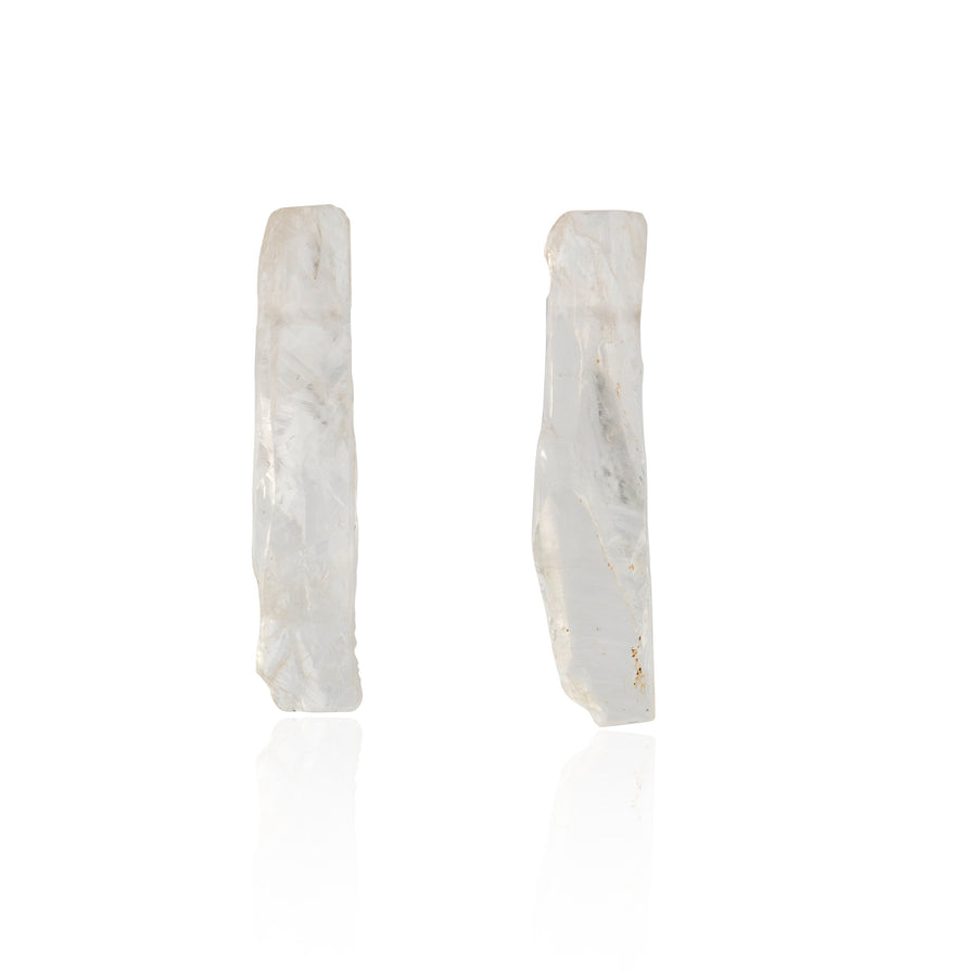Wholesale - Be You, Long Gemstones for Earrings - Crystal Quartz
