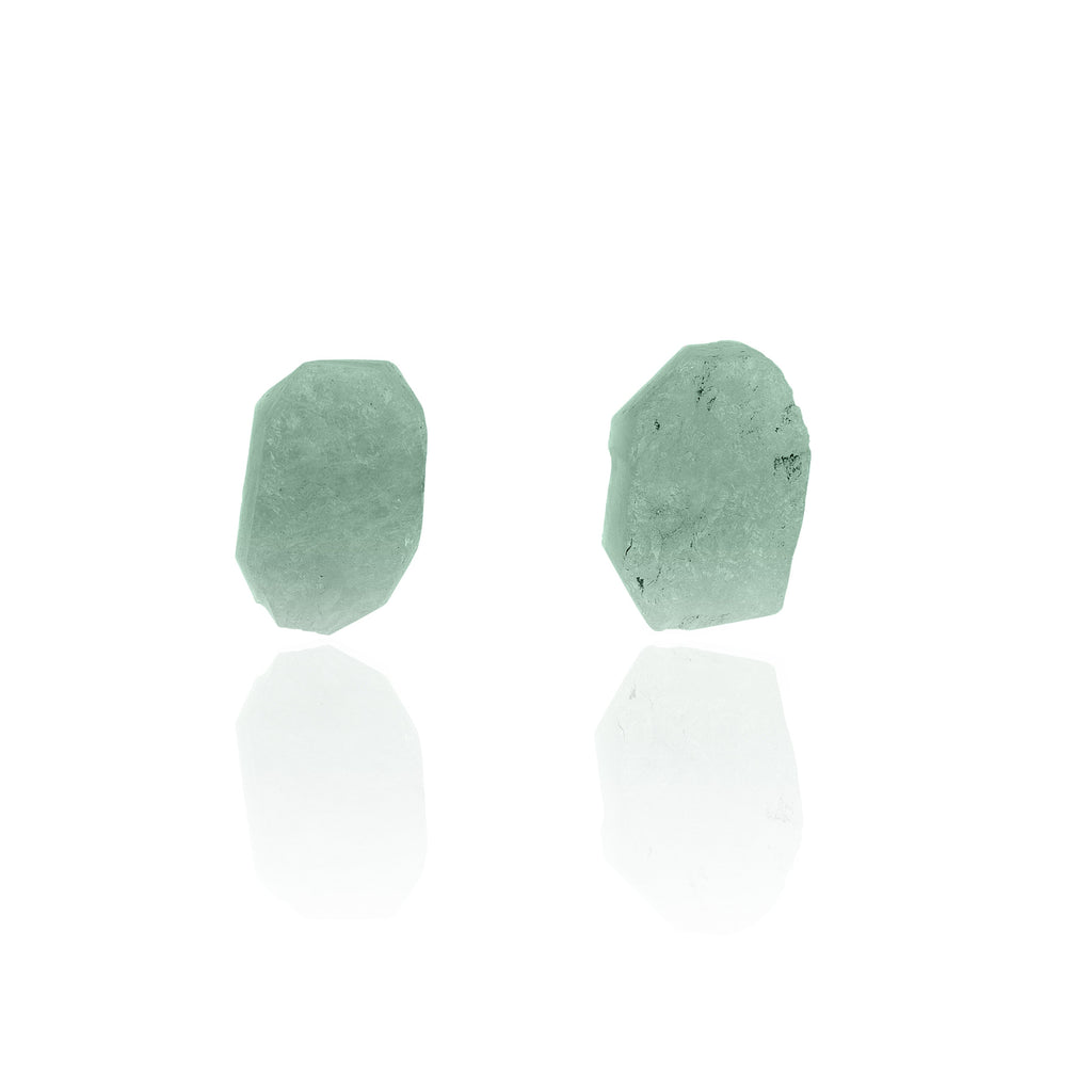 Be You, Short Gemstones for Earrings - Aquamarine