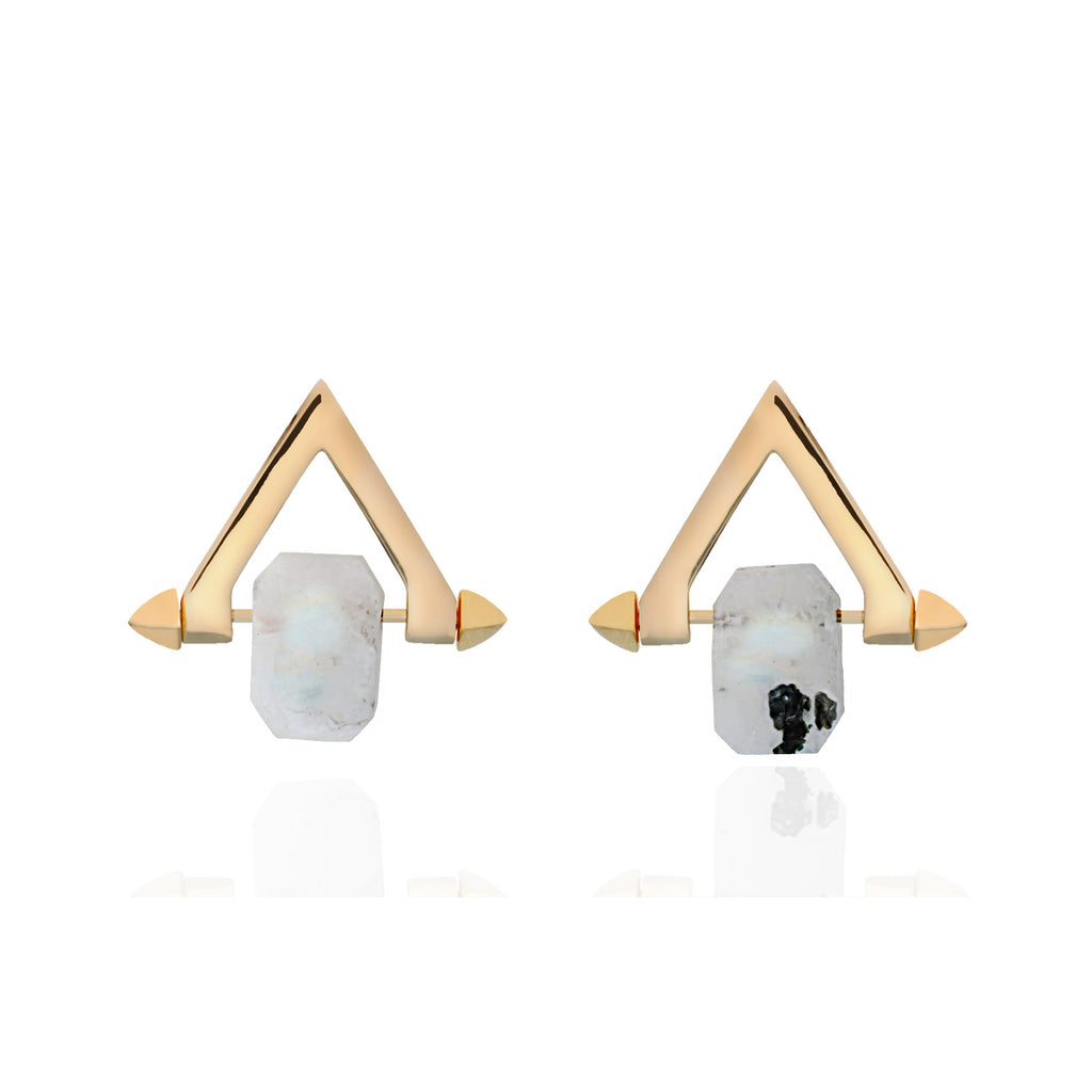 Be You, Short Gemstones for Earrings - Moonstone