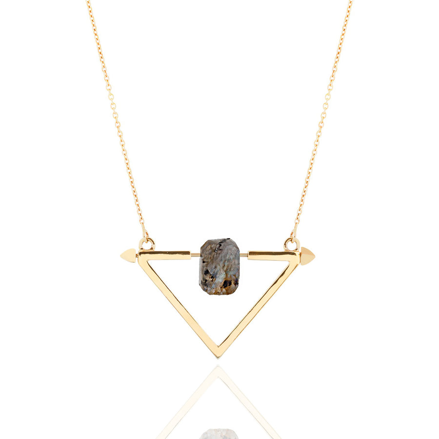 Be You, Gemstone ONLY for Necklace - Labradorite
