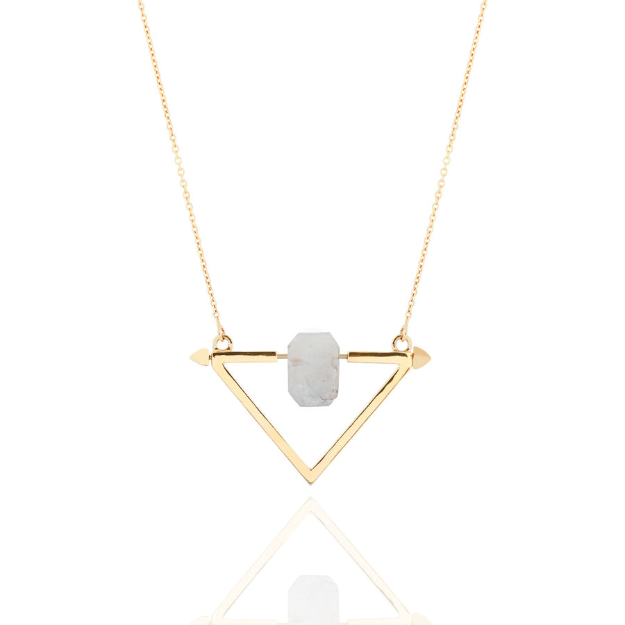 Be You, Gemstone ONLY for Necklace - Moonstone