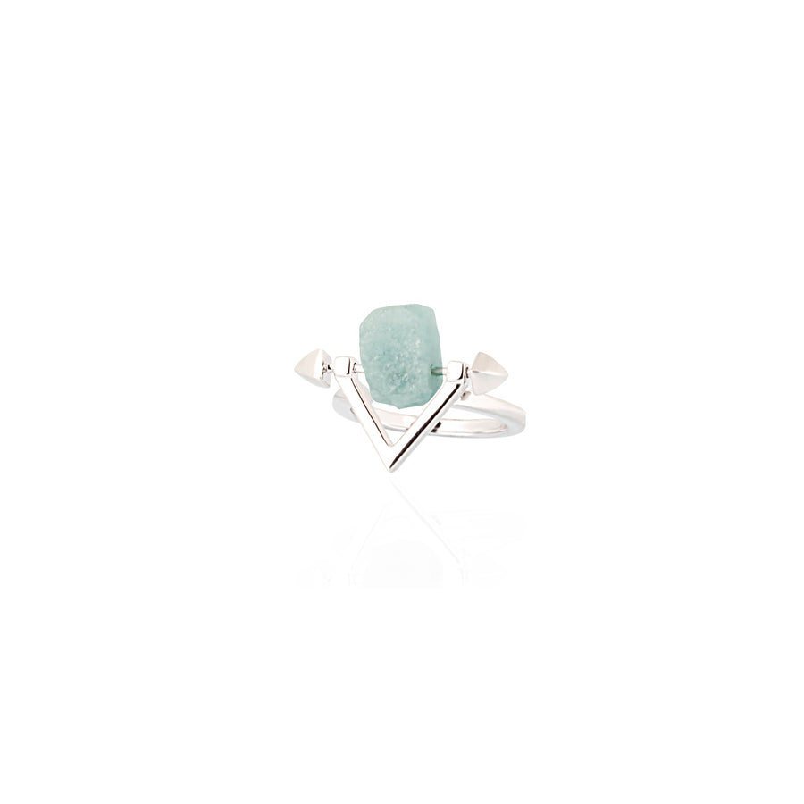 Be You, Gemstone ONLY for Ring - Aquamarine