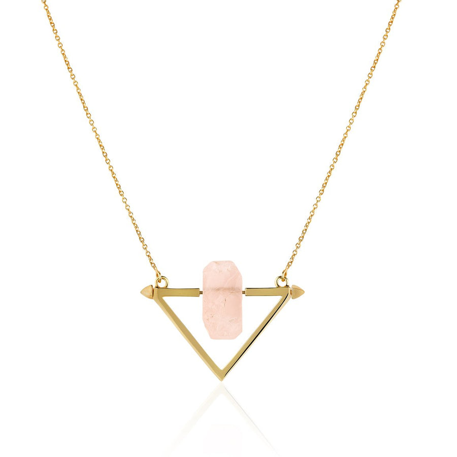 Be You, Gemstone ONLY for Necklace - Rose Quartz