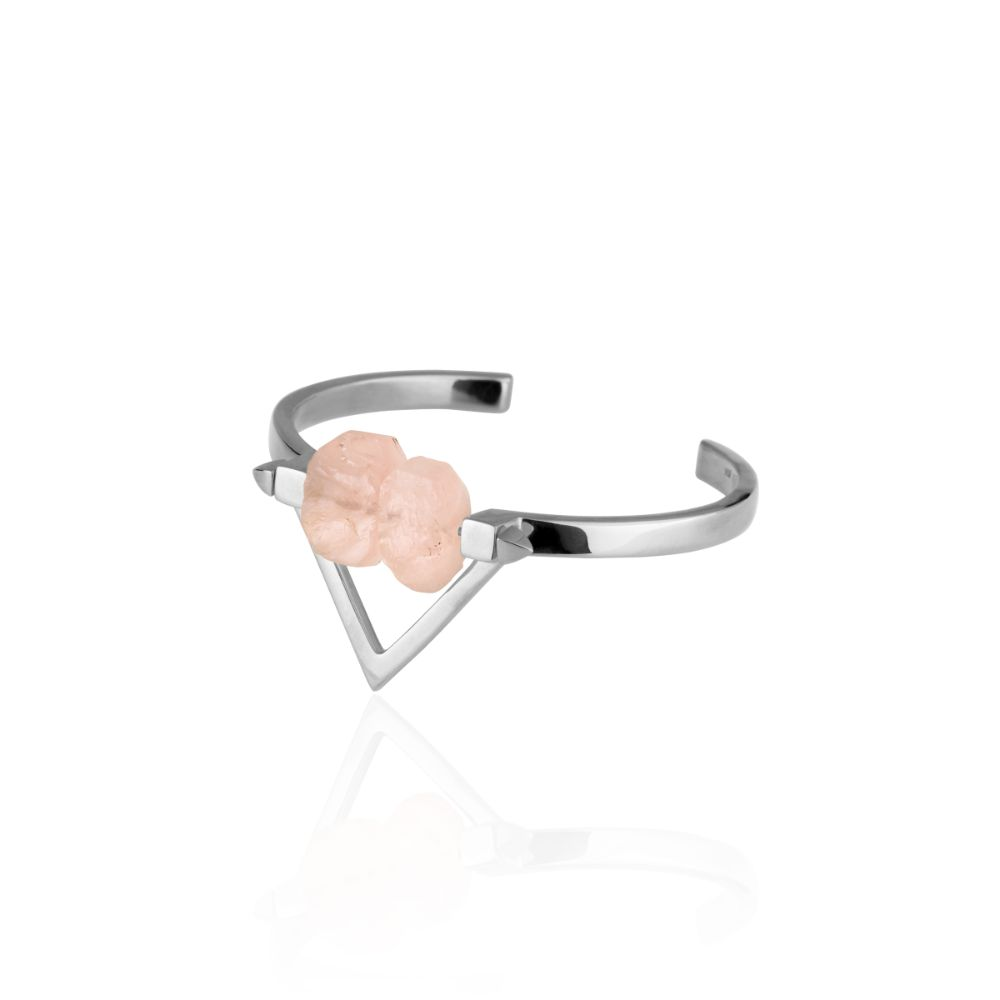 Be You, Gemstones ONLY for Cuff - Rose Quartz