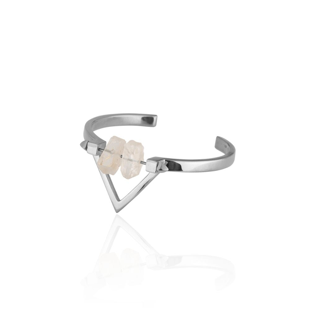 Be You, Gemstones ONLY for Cuff - Crystal Quartz