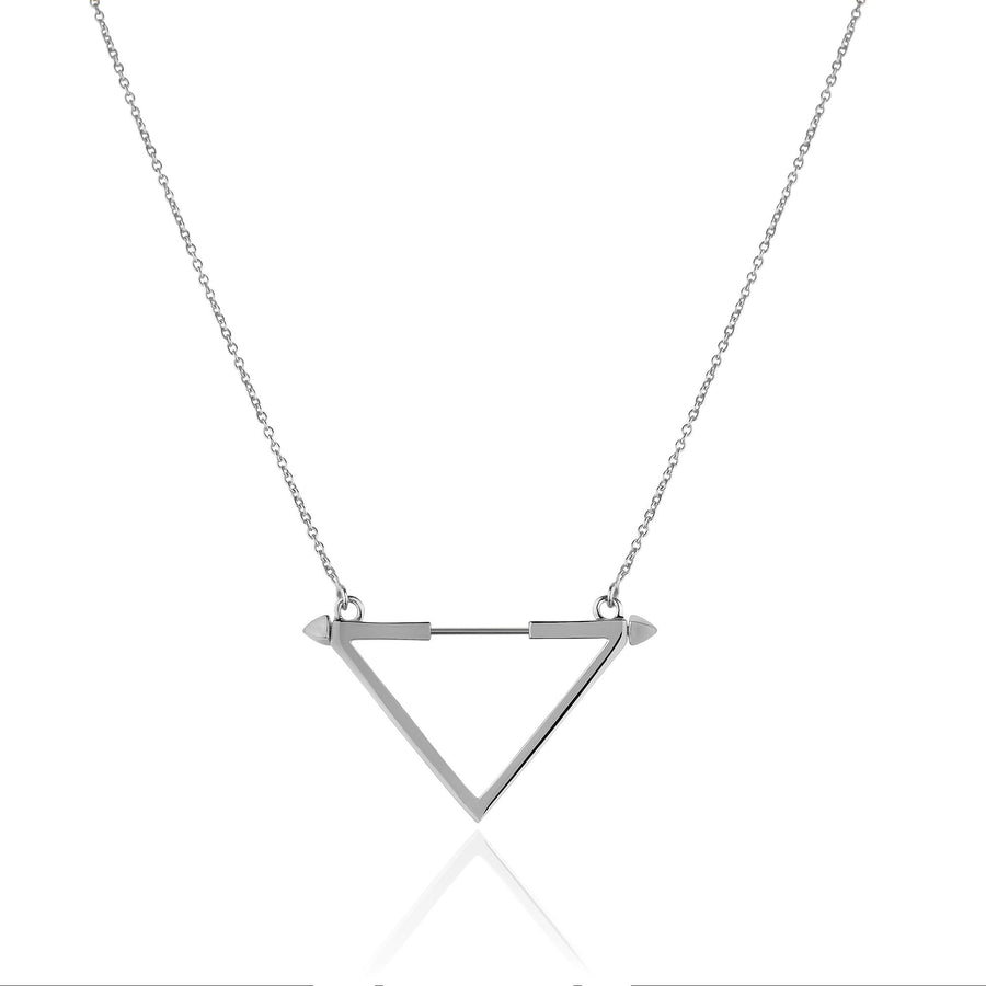 Wholesale - Be You, Silver Necklace (BUY GEMSTONES SEPARATELY)