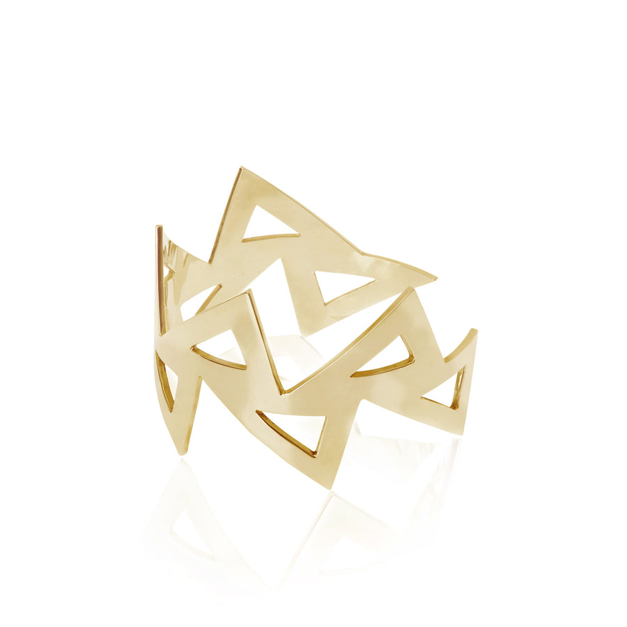Ladder of Life , Gold Cuff