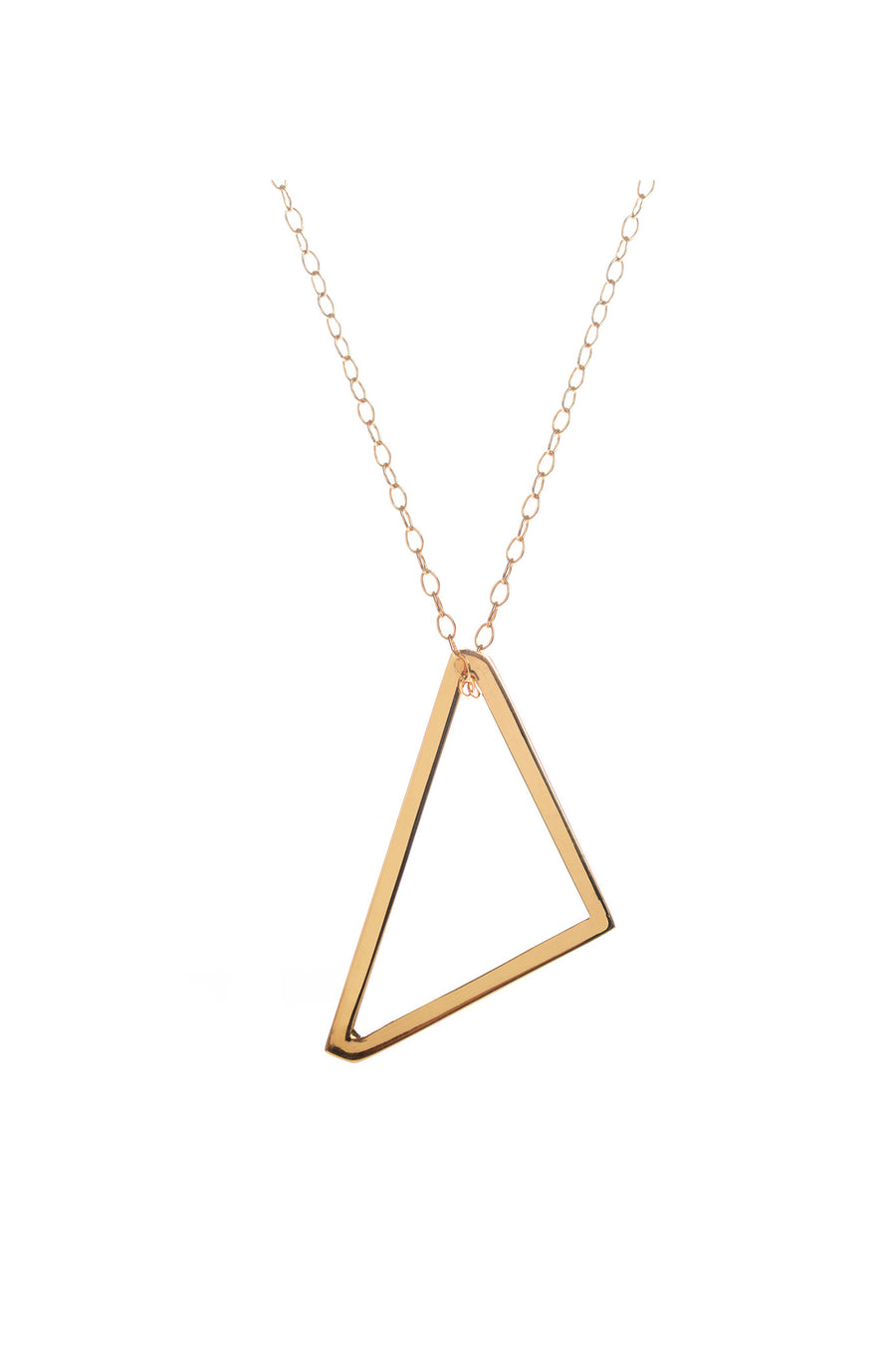 Long Shot, Gold Pendant