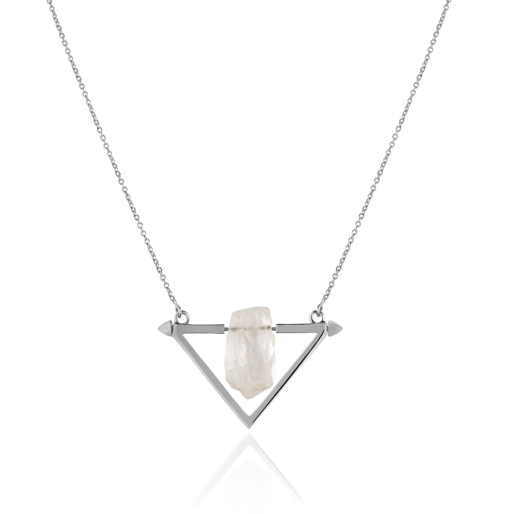 Be You, Gemstone ONLY for Necklace - Crystal Quartz