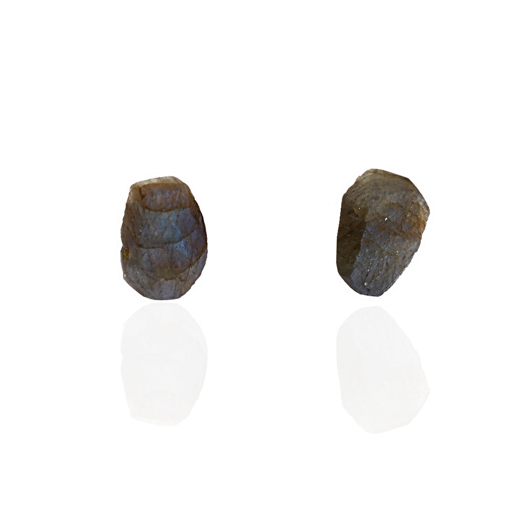 Be You, Short Gemstones for Earrings - Labradorite