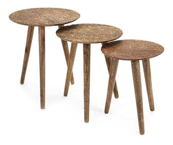 Eneko Round Tables - Set of 3