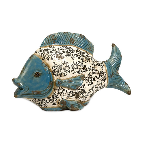 Bates Ceramic Fish