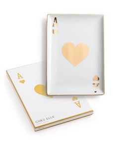 Ace of Hearts Tray