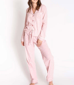 CHELSEA FIT FLANNELS PJ SET