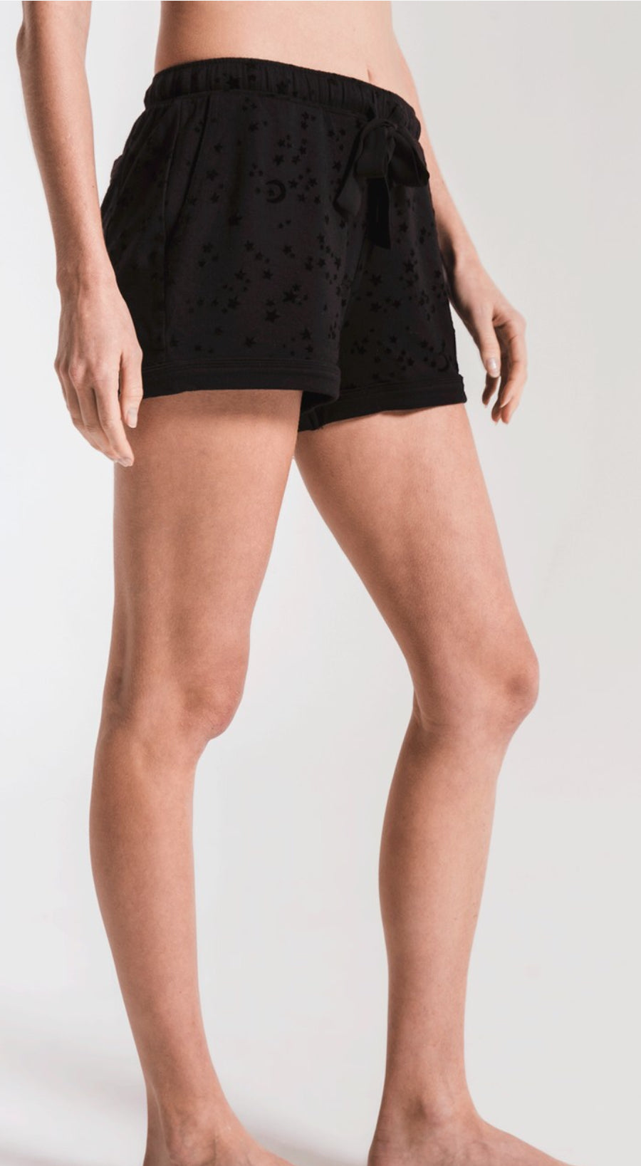 THE STARS PAJAMA SHORTS