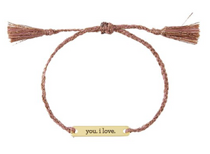 JOY IN A JAR BRACELET - YOU. I LOVE.