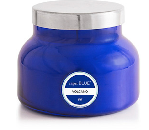 Capri Blue  Volcano Signature Jar