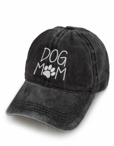 """DOG MOM"" Pigment Cap"