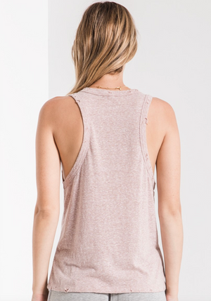 THE TRIBLEND RACER TANK