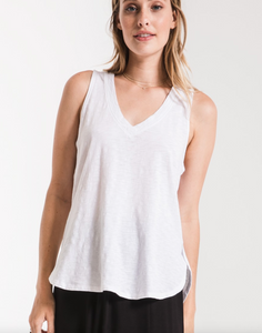 THE COTTON SLUB SHIFT TANK