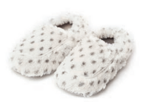 SNOWY SLIPPERS