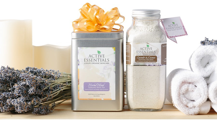 Lavender & Coconut Soothing Milk Bath