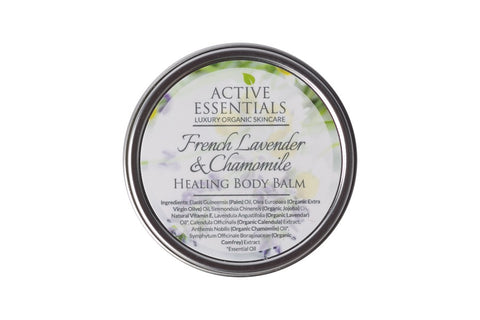 French Lavender & Chamomile Healing Body Balm