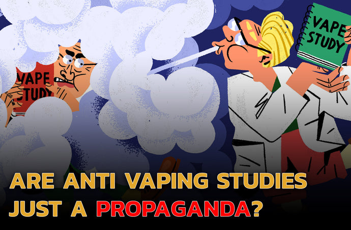 Are Anti Vaping Studies just a Propaganda?