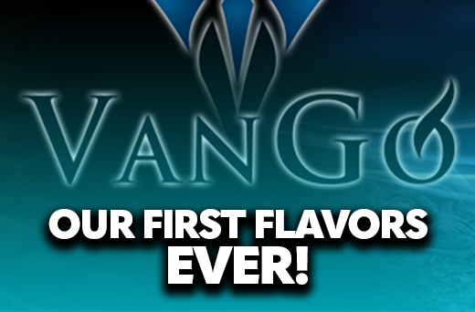 Our First e-Juice Flavors - Ever!