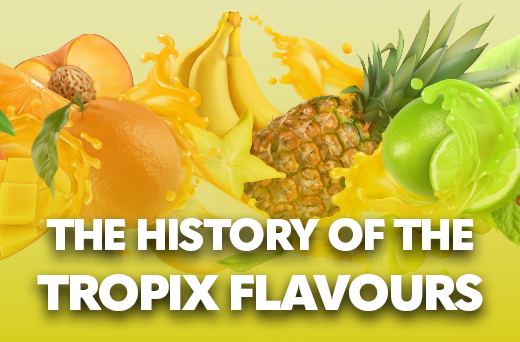 The History Behind Cool and Frozen Tropix