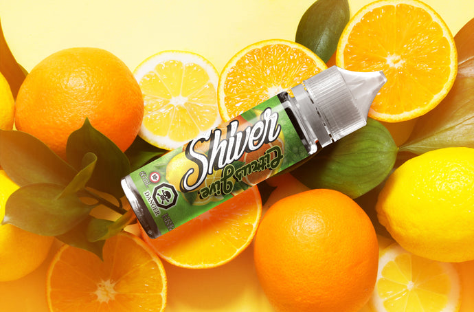 The Flavor-Making Journey: Shiver Citrus Jive