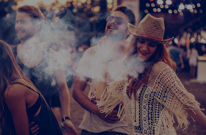 How to Enjoy Music Festival Season as a Vaper