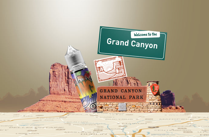 Epic Road Trip: The Grand Canyon