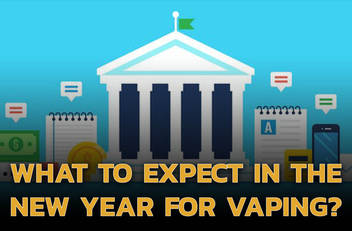 What to expect in the new year for vaping?