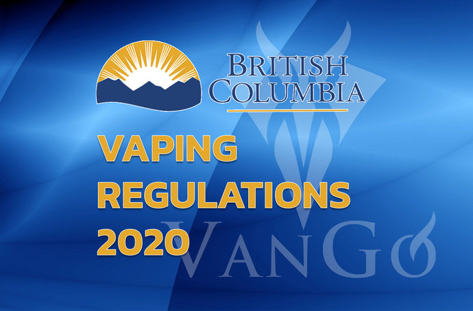 Everything About BC Vaping Regulations