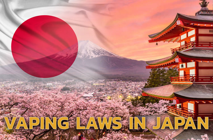 Vaping Laws in Japan