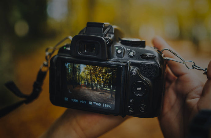 3 Tips for How to Handle a DSLR Camera