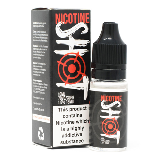 Absolute e-Juice Nicotine Shot
