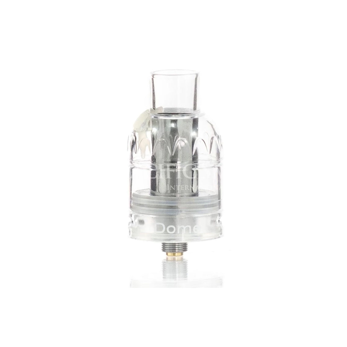 Dome Disposable Mesh Tank 0.18