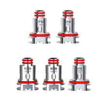 Load image into Gallery viewer, Smok RPM80/RPM40 Coils 5/PK (Includes RGC Coils)