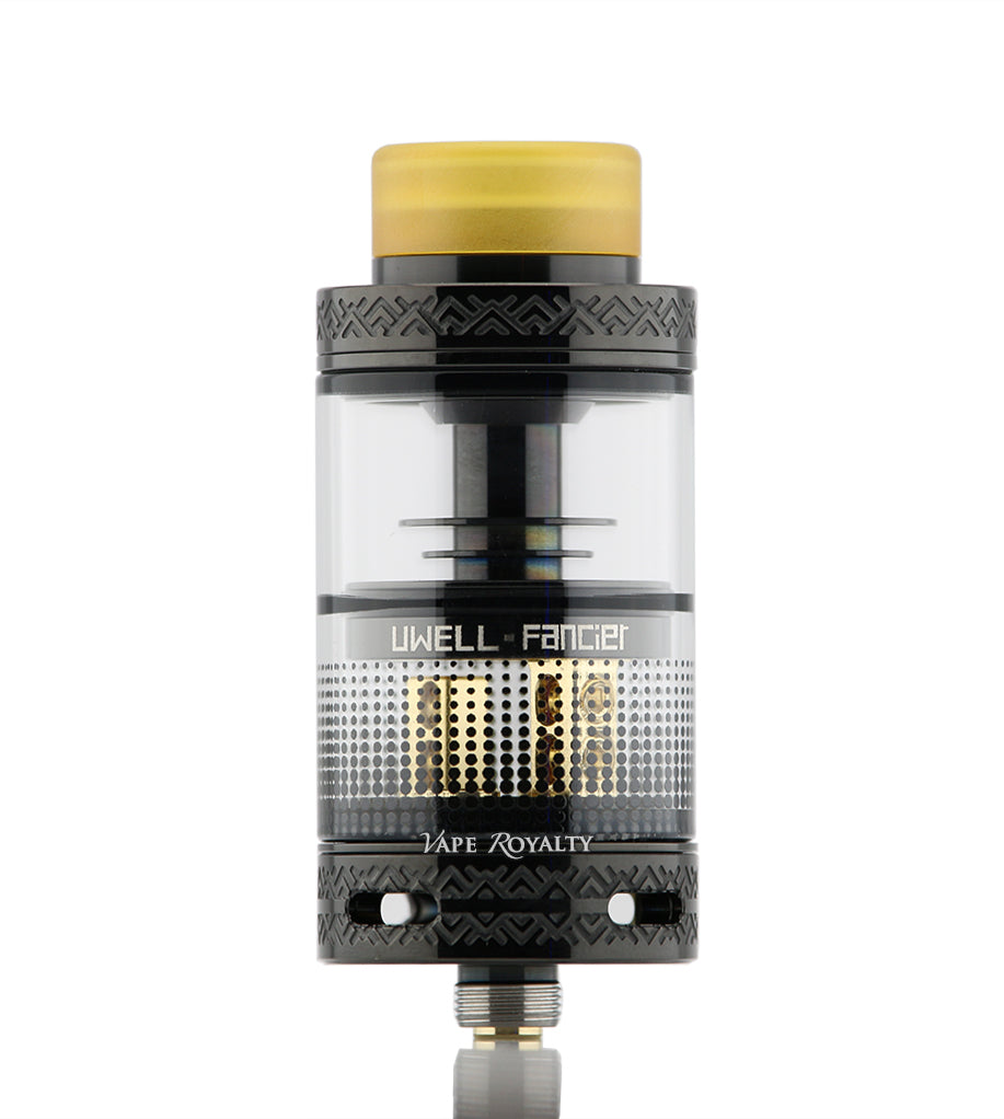 Uwell fancier RTA and RDA Tank - Black