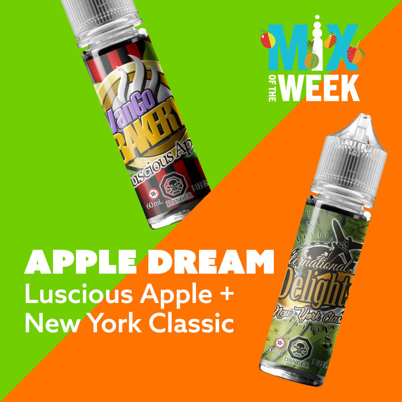 Mix of the Week! Apple Dream