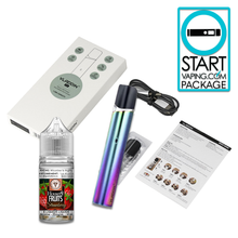 Load image into Gallery viewer, Start Vaping Pack - Salt Nic Vape w/Free e-Juice (BC Compliant)