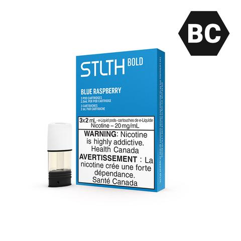 STLTH Bold Pod Pack - Blue Raspberry