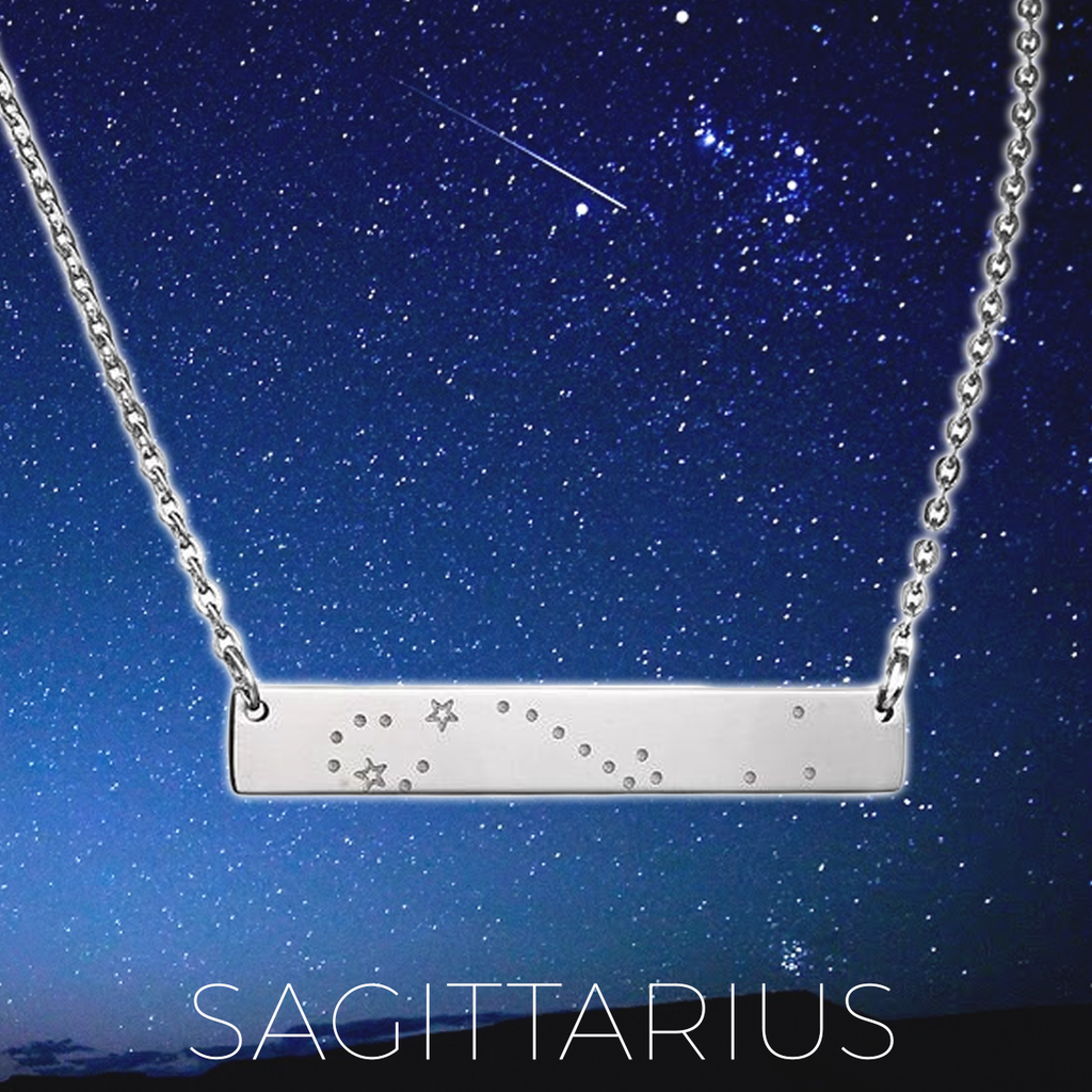 Minimalistic Constellations Necklace
