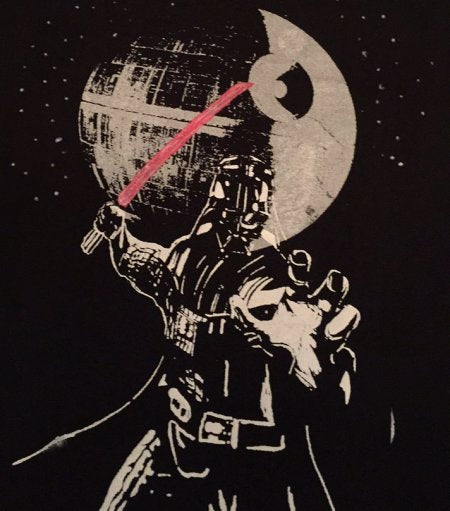 DIY T-Shirt Screen Printing Kits Star Wars