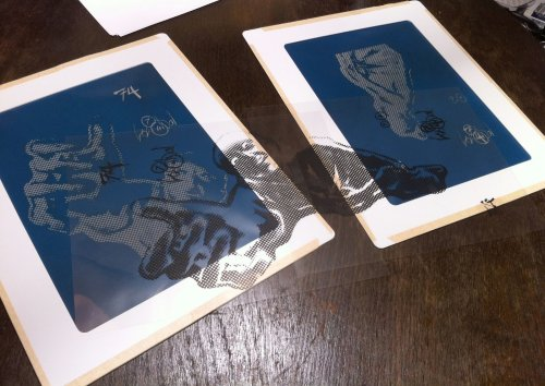 DIY Emulsion Stencils for Screen Printing